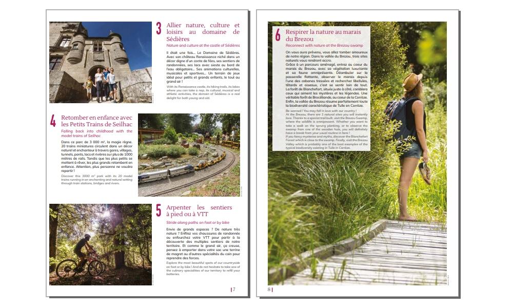 Photo Office Tourisme de Tulle le Mag - Page 5 - 09-03-2019 - Bienvenue à la Vérénerie -  Chambres et table d'hôtes