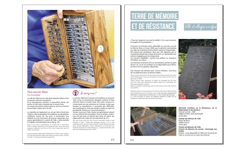 Photo Office Tourisme de Tulle le Mag - Page 8 - 09-03-2019 - Bienvenue à la Vérénerie -  Chambres et table d'hôtes