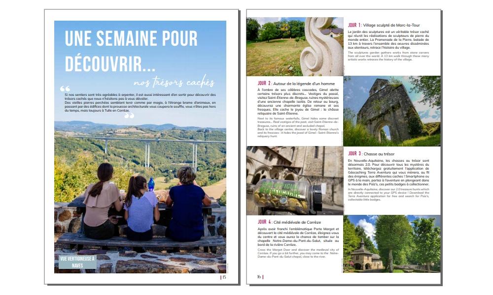Photo Office Tourisme de Tulle le Mag - Page 9 - 09-03-2019 - Bienvenue à la Vérénerie -  Chambres et table d'hôtes