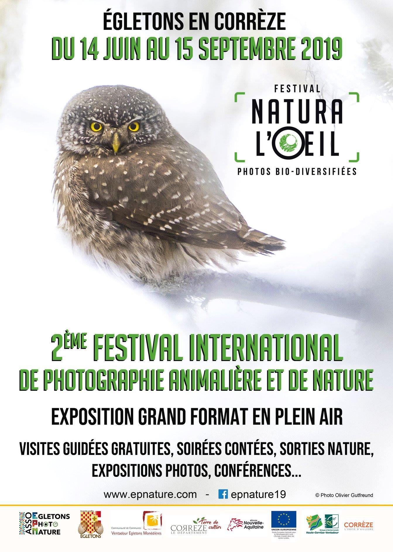 Photo news - 06-05-2019 - Festival photo nature Egletons - Bienvenue à la Vérénerie -  Chambres et table d'hôtes
