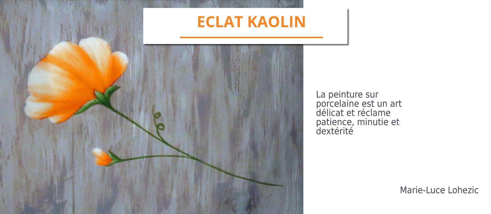 Photo partenaire - Eclat Kaolin - Peintre sur Porcelaine - Bijoux - Bienvenue à la Vérénerie -  Chambres et table d'hôtes