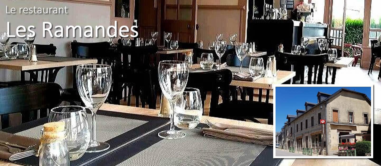 Photo partenaire - Les Ramades - Restaurant - Marcillac-la-Croisille - Bienvenue à la Vérénerie -  Chambres et table d'hôtes
