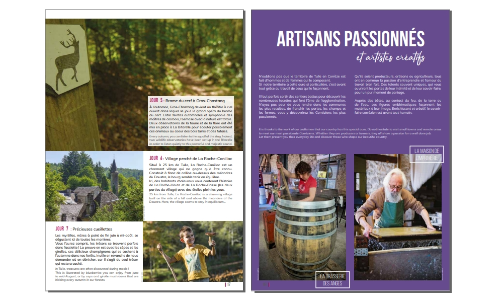 Photo Office Tourisme de Tulle le Mag - Page 10 - 09-03-2019 - Bienvenue à la Vérénerie -  Chambres et table d'hôtes