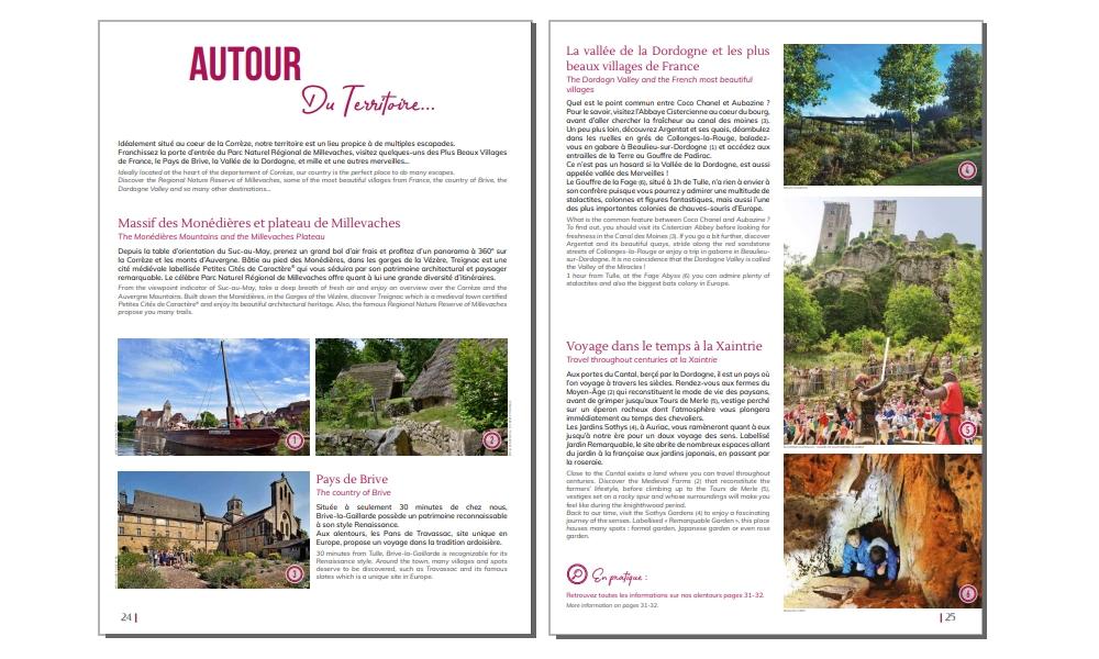 Photo Office Tourisme de Tulle le Mag - Page 13 - 09-03-2019 - Bienvenue à la Vérénerie -  Chambres et table d'hôtes