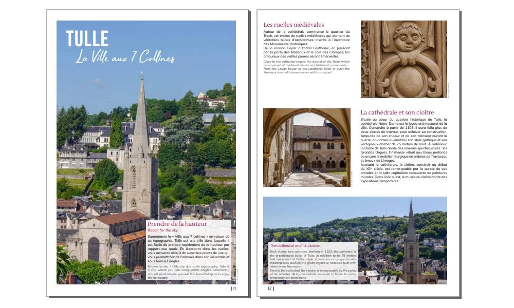 Photo Office Tourisme de Tulle le Mag - Page 7 - 09-03-2019 - Bienvenue à la Vérénerie -  Chambres et table d'hôtes